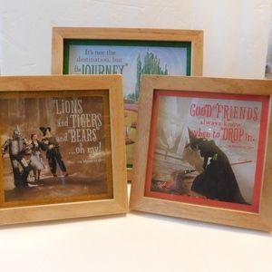 Hallmark Wizard of Oz Frame Collection